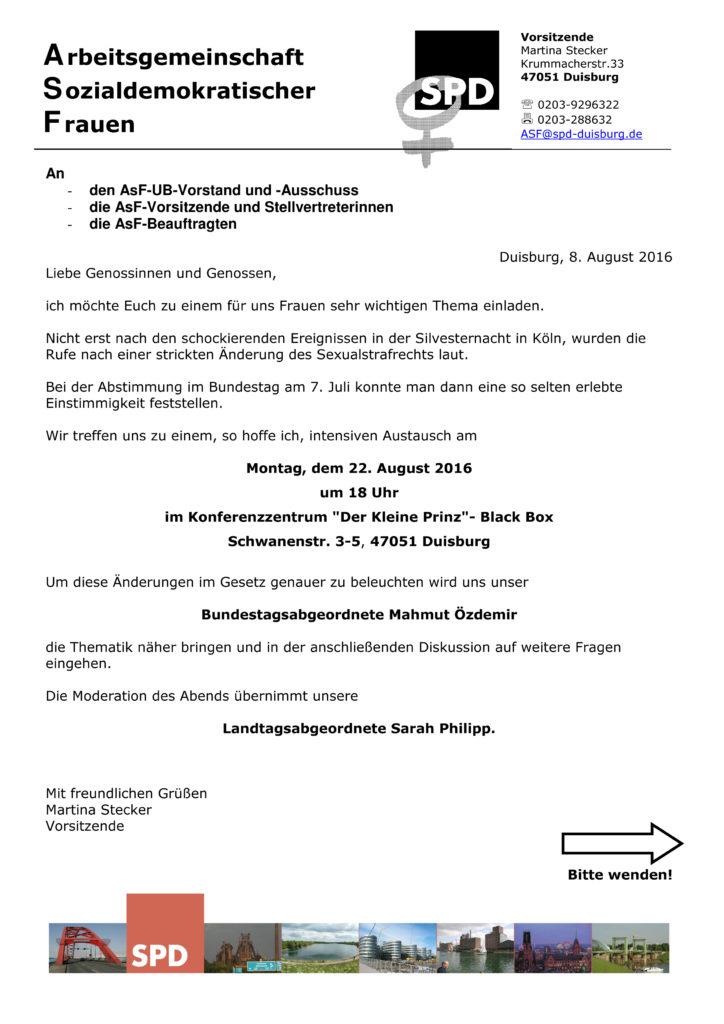 (Microsoft Word - 304nderung Sexualstrafgesetz_22.08.16.doc)